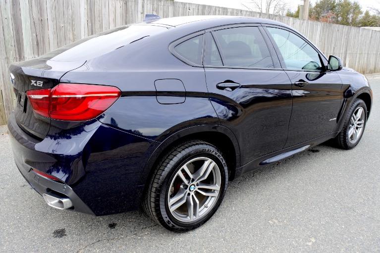 Used 2016 BMW X6 xDrive35i AWD Used 2016 BMW X6 xDrive35i AWD for sale  at Metro West Motorcars LLC in Shrewsbury MA 5