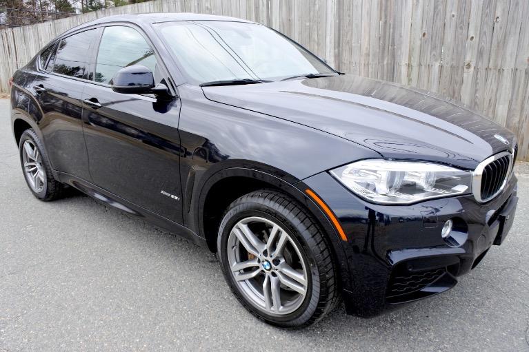 Used 2016 BMW X6 xDrive35i AWD Used 2016 BMW X6 xDrive35i AWD for sale  at Metro West Motorcars LLC in Shrewsbury MA 7