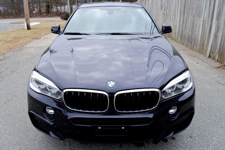 Used 2016 BMW X6 xDrive35i AWD Used 2016 BMW X6 xDrive35i AWD for sale  at Metro West Motorcars LLC in Shrewsbury MA 8