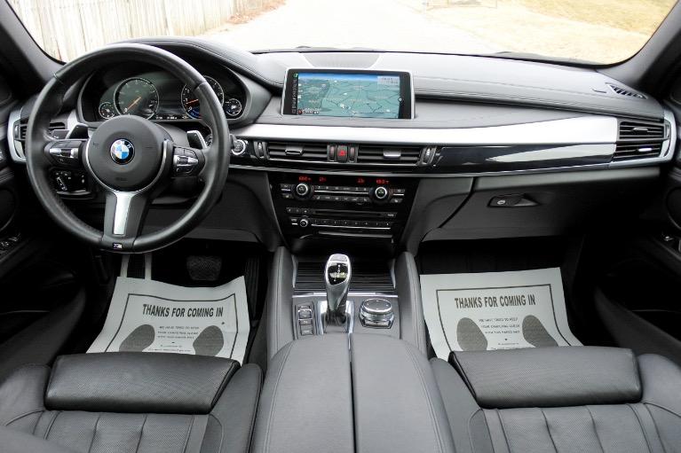 Used 2016 BMW X6 xDrive35i AWD Used 2016 BMW X6 xDrive35i AWD for sale  at Metro West Motorcars LLC in Shrewsbury MA 9