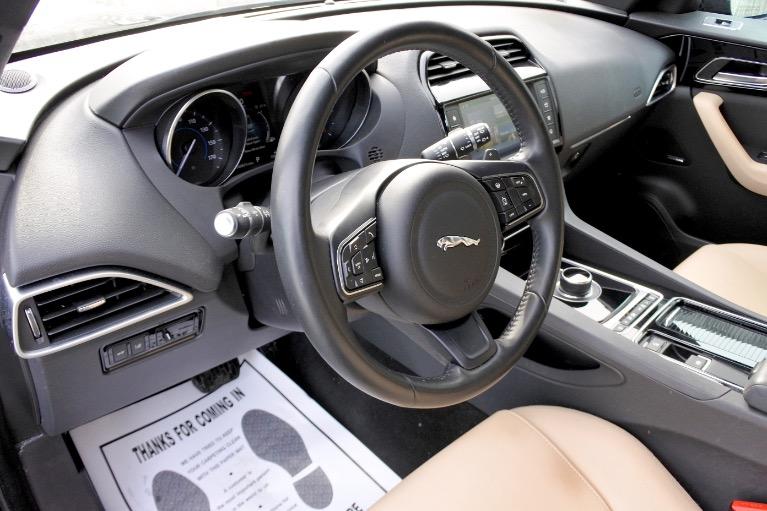Used 2018 Jaguar F-pace 20d Premium AWD Used 2018 Jaguar F-pace 20d Premium AWD for sale  at Metro West Motorcars LLC in Shrewsbury MA 13