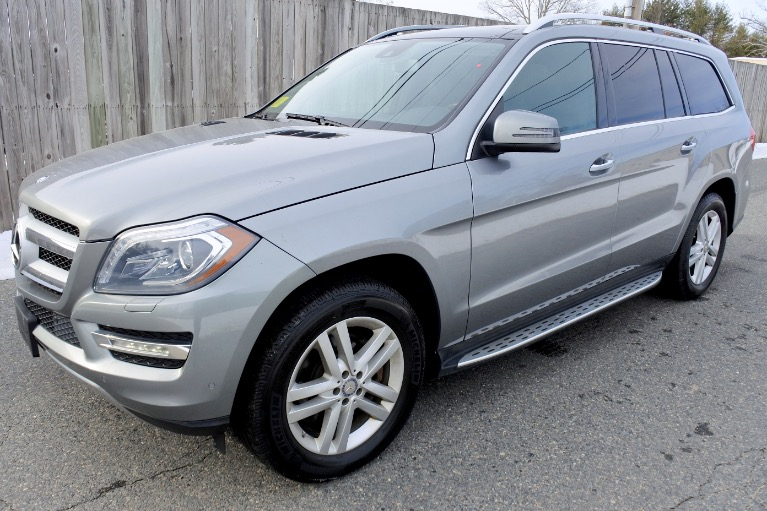 Used Used 2014 Mercedes-Benz Gl-class GL 350 BlueTEC 4Matic for sale $21,800 at Metro West Motorcars LLC in Shrewsbury MA