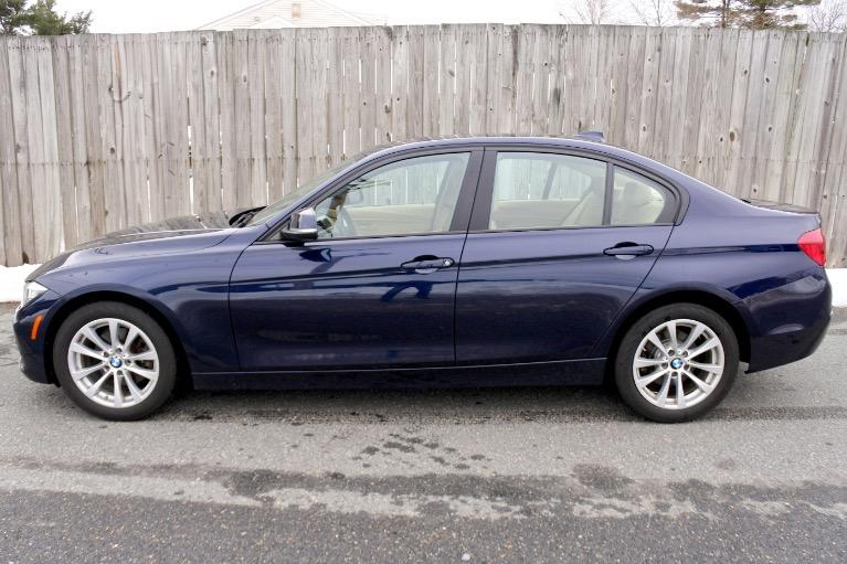 Used 2016 BMW 3 Series 320i xDrive AWD Used 2016 BMW 3 Series 320i xDrive AWD for sale  at Metro West Motorcars LLC in Shrewsbury MA 2