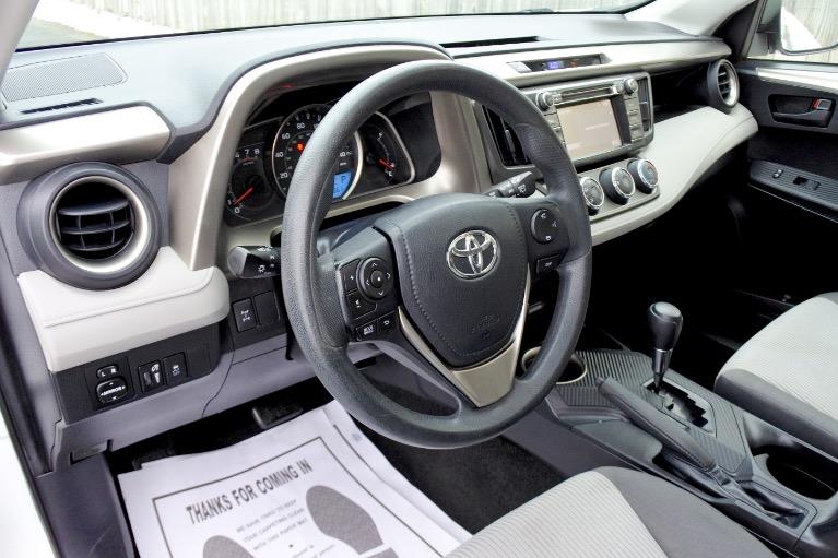Used 2014 Toyota Rav4 LE AWD Used 2014 Toyota Rav4 LE AWD for sale  at Metro West Motorcars LLC in Shrewsbury MA 13