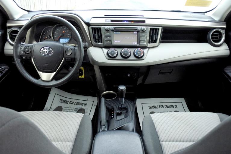 Used 2014 Toyota Rav4 LE AWD Used 2014 Toyota Rav4 LE AWD for sale  at Metro West Motorcars LLC in Shrewsbury MA 9