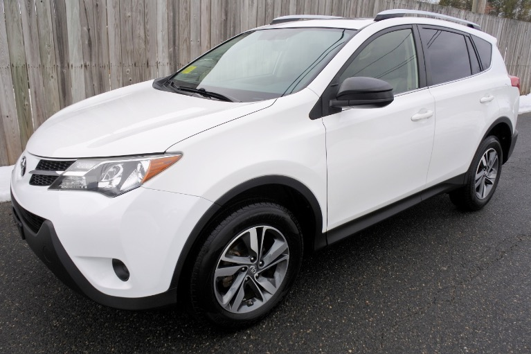 Used Used 2014 Toyota Rav4 LE AWD for sale $14,800 at Metro West Motorcars LLC in Shrewsbury MA