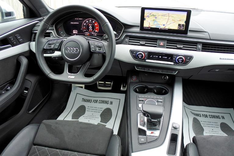 Used 2019 Audi S4 Premium Plus 3.0 Quattro Used 2019 Audi S4 Premium Plus 3.0 Quattro for sale  at Metro West Motorcars LLC in Shrewsbury MA 10