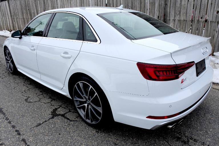Used 2019 Audi S4 Premium Plus 3.0 Quattro Used 2019 Audi S4 Premium Plus 3.0 Quattro for sale  at Metro West Motorcars LLC in Shrewsbury MA 3