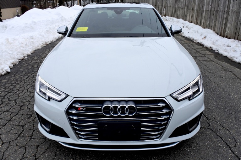 Used 2019 Audi S4 Premium Plus 3.0 Quattro Used 2019 Audi S4 Premium Plus 3.0 Quattro for sale  at Metro West Motorcars LLC in Shrewsbury MA 8