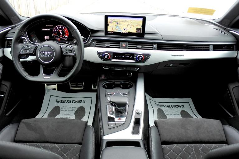 Used 2019 Audi S4 Premium Plus 3.0 Quattro Used 2019 Audi S4 Premium Plus 3.0 Quattro for sale  at Metro West Motorcars LLC in Shrewsbury MA 9