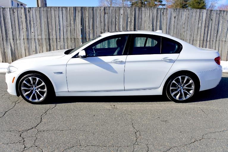 Used 2016 BMW 5 Series 528i xDrive AWD Used 2016 BMW 5 Series 528i xDrive AWD for sale  at Metro West Motorcars LLC in Shrewsbury MA 2