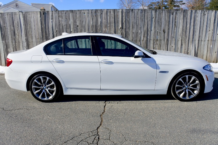 Used 2016 BMW 5 Series 528i xDrive AWD Used 2016 BMW 5 Series 528i xDrive AWD for sale  at Metro West Motorcars LLC in Shrewsbury MA 6
