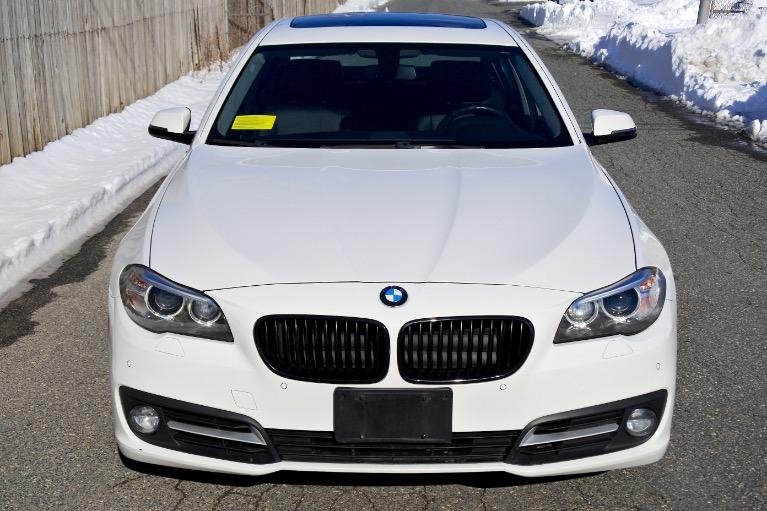 Used 2016 BMW 5 Series 528i xDrive AWD Used 2016 BMW 5 Series 528i xDrive AWD for sale  at Metro West Motorcars LLC in Shrewsbury MA 8