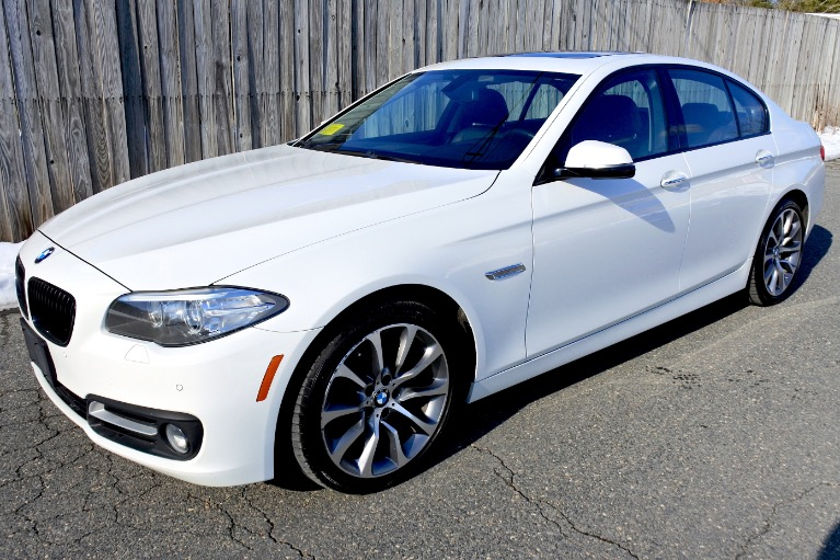 Used Used 2016 BMW 5 Series 528i xDrive AWD for sale $16,800 at Metro West Motorcars LLC in Shrewsbury MA
