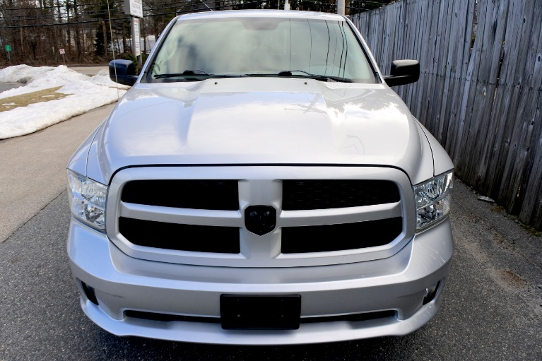 Used 2013 Ram 1500 4WD Quad Cab 140.5' Express Used 2013 Ram 1500 4WD Quad Cab 140.5' Express for sale  at Metro West Motorcars LLC in Shrewsbury MA 8
