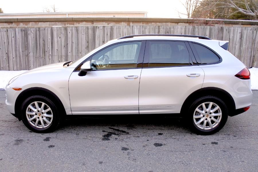 Used 2013 Porsche Cayenne Diesel AWD Used 2013 Porsche Cayenne Diesel AWD for sale  at Metro West Motorcars LLC in Shrewsbury MA 2