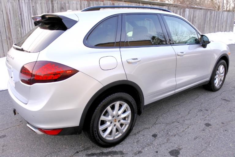 Used 2013 Porsche Cayenne Diesel AWD Used 2013 Porsche Cayenne Diesel AWD for sale  at Metro West Motorcars LLC in Shrewsbury MA 5