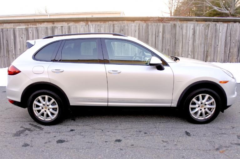 Used 2013 Porsche Cayenne Diesel AWD Used 2013 Porsche Cayenne Diesel AWD for sale  at Metro West Motorcars LLC in Shrewsbury MA 6