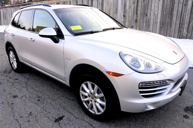 Used 2013 Porsche Cayenne Diesel AWD Used 2013 Porsche Cayenne Diesel AWD for sale  at Metro West Motorcars LLC in Shrewsbury MA 7