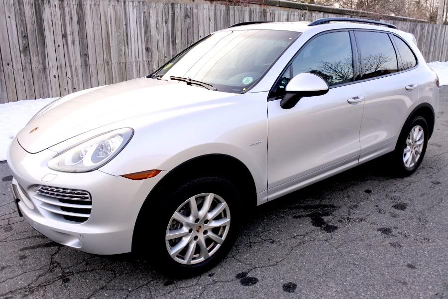 Used 2013 Porsche Cayenne Diesel AWD Used 2013 Porsche Cayenne Diesel AWD for sale  at Metro West Motorcars LLC in Shrewsbury MA 1
