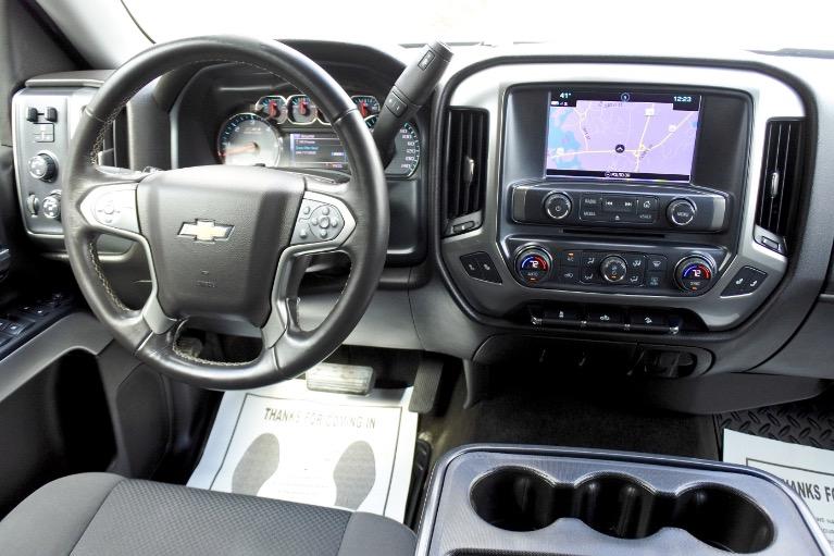Used 2017 Chevrolet Silverado 1500 4WD Double Cab 143.5' LT w/1LT Used 2017 Chevrolet Silverado 1500 4WD Double Cab 143.5' LT w/1LT for sale  at Metro West Motorcars LLC in Shrewsbury MA 10