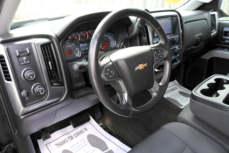 Used 2017 Chevrolet Silverado 1500 4WD Double Cab 143.5' LT w/1LT Used 2017 Chevrolet Silverado 1500 4WD Double Cab 143.5' LT w/1LT for sale  at Metro West Motorcars LLC in Shrewsbury MA 12