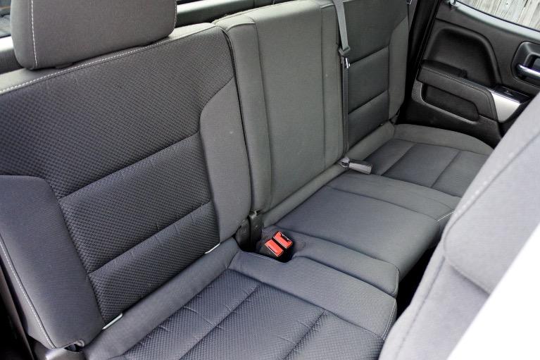 Used 2017 Chevrolet Silverado 1500 4WD Double Cab 143.5' LT w/1LT Used 2017 Chevrolet Silverado 1500 4WD Double Cab 143.5' LT w/1LT for sale  at Metro West Motorcars LLC in Shrewsbury MA 15