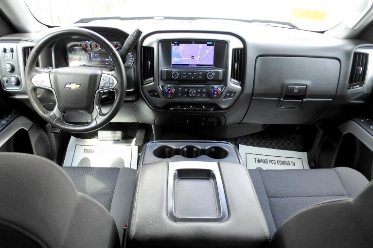 Used 2017 Chevrolet Silverado 1500 4WD Double Cab 143.5' LT w/1LT Used 2017 Chevrolet Silverado 1500 4WD Double Cab 143.5' LT w/1LT for sale  at Metro West Motorcars LLC in Shrewsbury MA 9