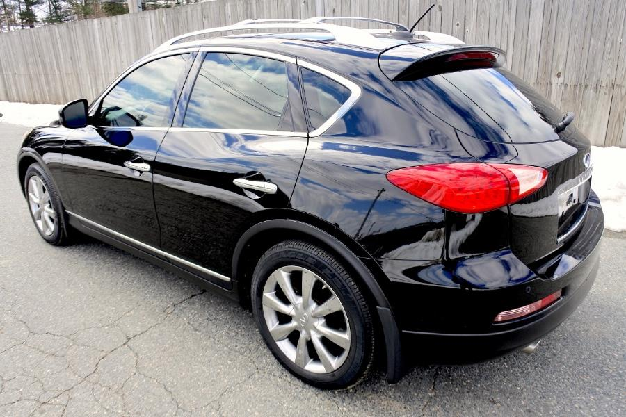 Used 2008 Infiniti EX35 AWD 4dr Journey Used 2008 Infiniti EX35 AWD 4dr Journey for sale  at Metro West Motorcars LLC in Shrewsbury MA 3