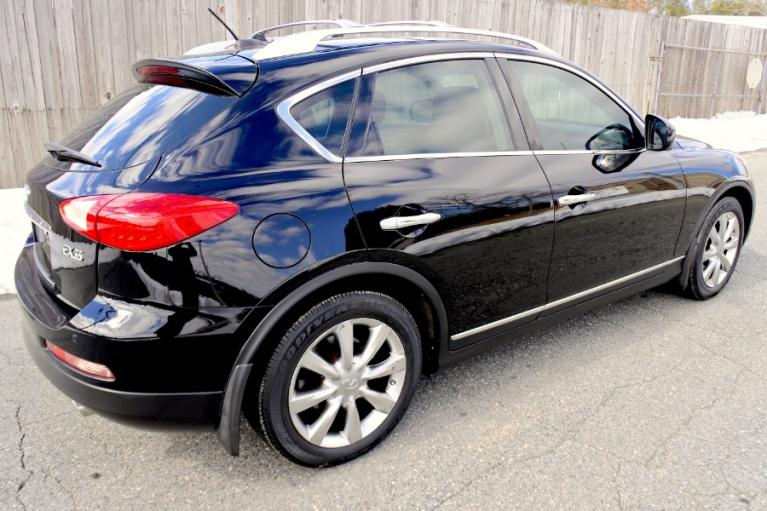 Used 2008 Infiniti EX35 AWD 4dr Journey Used 2008 Infiniti EX35 AWD 4dr Journey for sale  at Metro West Motorcars LLC in Shrewsbury MA 5