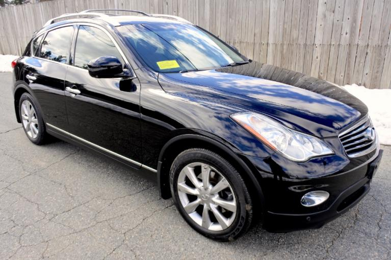 Used 2008 Infiniti EX35 AWD 4dr Journey Used 2008 Infiniti EX35 AWD 4dr Journey for sale  at Metro West Motorcars LLC in Shrewsbury MA 7