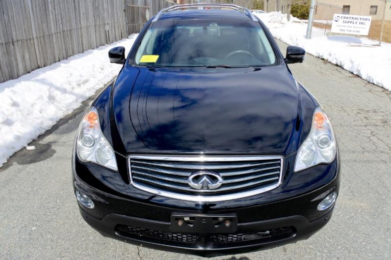 Used 2008 Infiniti EX35 AWD 4dr Journey Used 2008 Infiniti EX35 AWD 4dr Journey for sale  at Metro West Motorcars LLC in Shrewsbury MA 8