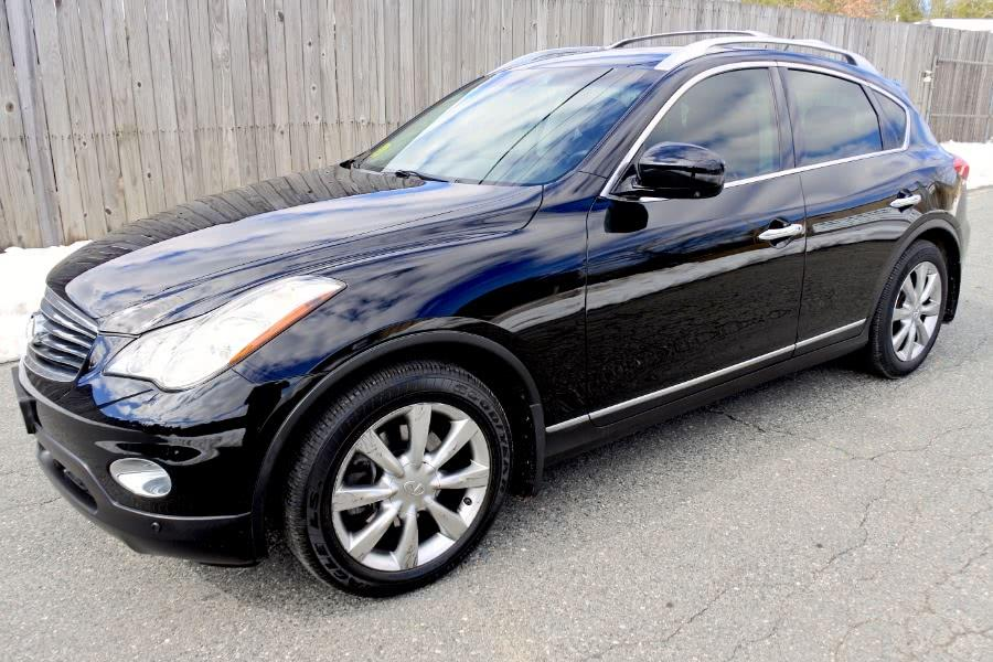 Used 2008 Infiniti EX35 AWD 4dr Journey Used 2008 Infiniti EX35 AWD 4dr Journey for sale  at Metro West Motorcars LLC in Shrewsbury MA 1