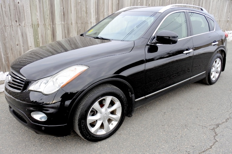 Used Used 2010 Infiniti Ex35 Journey AWD for sale $10,800 at Metro West Motorcars LLC in Shrewsbury MA