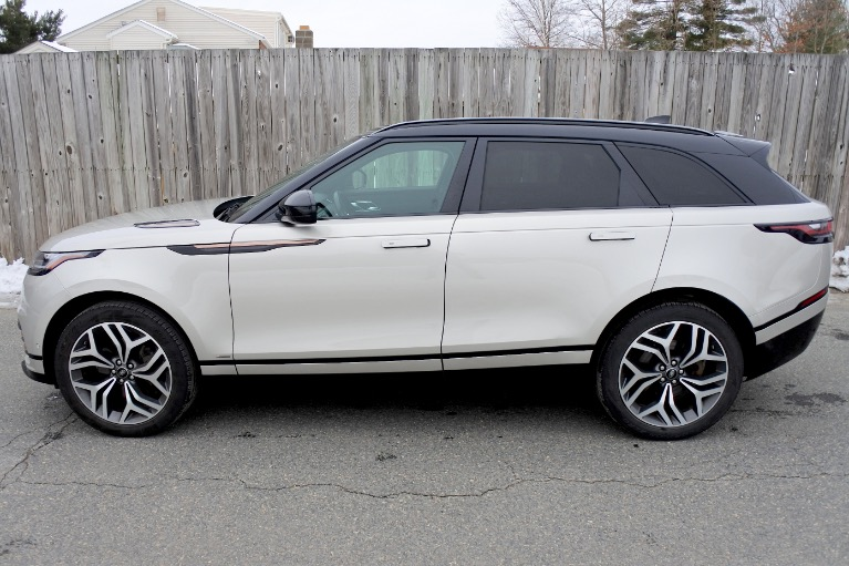 Used 2018 Land Rover Range Rover Velar P380 R-Dynamic HSE Used 2018 Land Rover Range Rover Velar P380 R-Dynamic HSE for sale  at Metro West Motorcars LLC in Shrewsbury MA 2