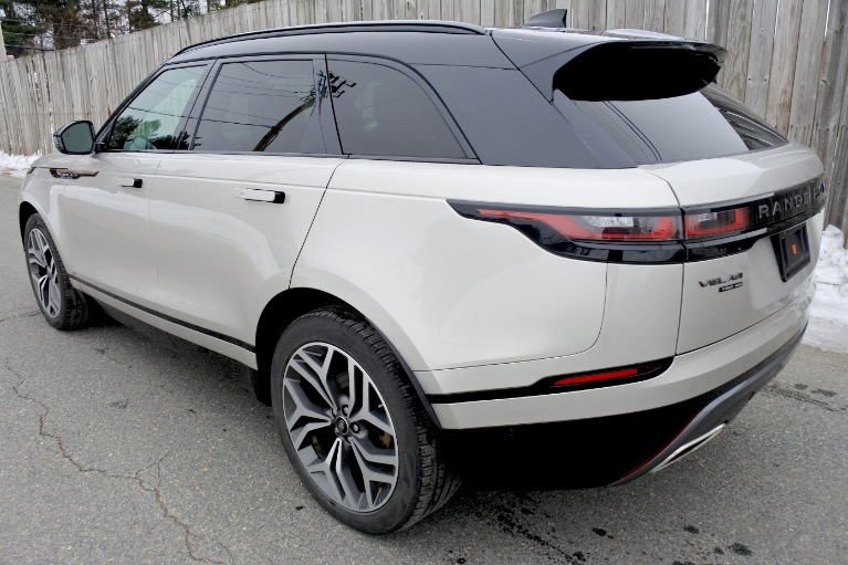 Used 2018 Land Rover Range Rover Velar P380 R-Dynamic HSE Used 2018 Land Rover Range Rover Velar P380 R-Dynamic HSE for sale  at Metro West Motorcars LLC in Shrewsbury MA 3