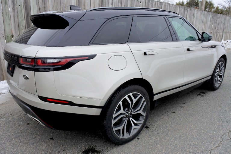 Used 2018 Land Rover Range Rover Velar P380 R-Dynamic HSE Used 2018 Land Rover Range Rover Velar P380 R-Dynamic HSE for sale  at Metro West Motorcars LLC in Shrewsbury MA 5