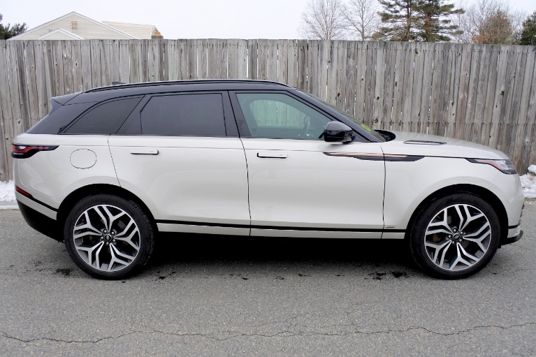 Used 2018 Land Rover Range Rover Velar P380 R-Dynamic HSE Used 2018 Land Rover Range Rover Velar P380 R-Dynamic HSE for sale  at Metro West Motorcars LLC in Shrewsbury MA 6