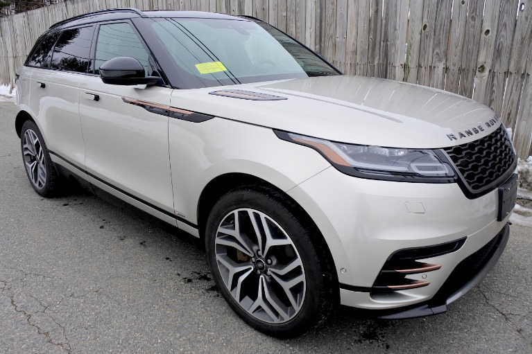 Used 2018 Land Rover Range Rover Velar P380 R-Dynamic HSE Used 2018 Land Rover Range Rover Velar P380 R-Dynamic HSE for sale  at Metro West Motorcars LLC in Shrewsbury MA 7