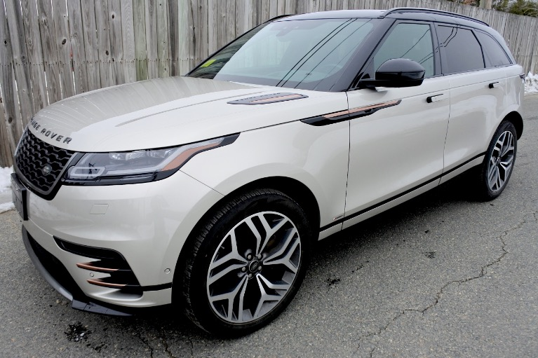 Used 2018 Land Rover Range Rover Velar P380 R-Dynamic HSE Used 2018 Land Rover Range Rover Velar P380 R-Dynamic HSE for sale  at Metro West Motorcars LLC in Shrewsbury MA 1