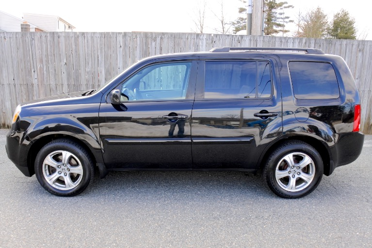 Used 2014 Honda Pilot EX-L 4WD Used 2014 Honda Pilot EX-L 4WD for sale  at Metro West Motorcars LLC in Shrewsbury MA 2
