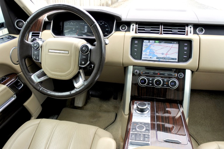 Used 2014 Land Rover Range Rover HSE Used 2014 Land Rover Range Rover HSE for sale  at Metro West Motorcars LLC in Shrewsbury MA 10
