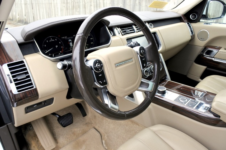 Used 2014 Land Rover Range Rover HSE Used 2014 Land Rover Range Rover HSE for sale  at Metro West Motorcars LLC in Shrewsbury MA 13