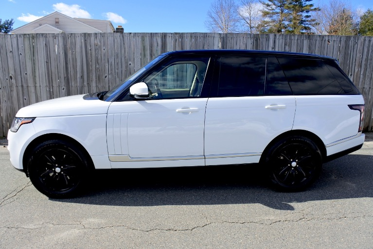 Used 2014 Land Rover Range Rover HSE Used 2014 Land Rover Range Rover HSE for sale  at Metro West Motorcars LLC in Shrewsbury MA 2