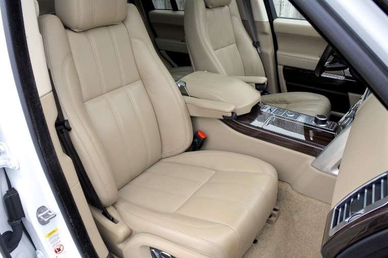 Used 2014 Land Rover Range Rover HSE Used 2014 Land Rover Range Rover HSE for sale  at Metro West Motorcars LLC in Shrewsbury MA 20