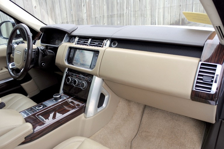 Used 2014 Land Rover Range Rover HSE Used 2014 Land Rover Range Rover HSE for sale  at Metro West Motorcars LLC in Shrewsbury MA 21