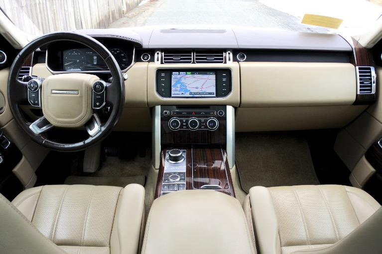 Used 2014 Land Rover Range Rover HSE Used 2014 Land Rover Range Rover HSE for sale  at Metro West Motorcars LLC in Shrewsbury MA 9