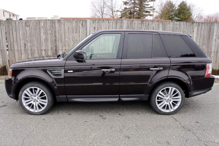 Used 2011 Land Rover Range Rover Sport HSE LUX Used 2011 Land Rover Range Rover Sport HSE LUX for sale  at Metro West Motorcars LLC in Shrewsbury MA 2
