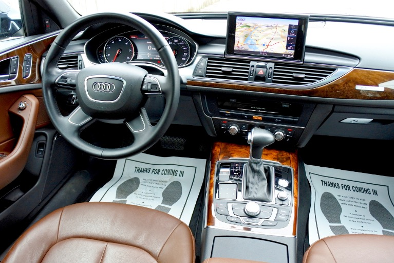 Used 2013 Audi A6 3.0T Premium Plus Quattro Used 2013 Audi A6 3.0T Premium Plus Quattro for sale  at Metro West Motorcars LLC in Shrewsbury MA 10