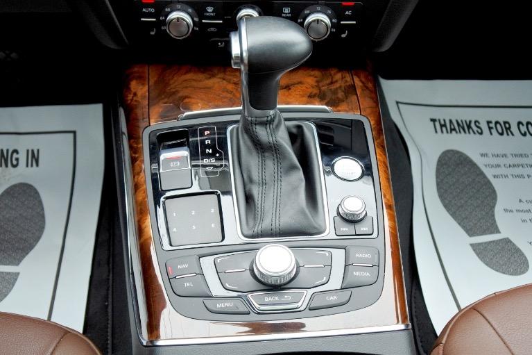 Used 2013 Audi A6 3.0T Premium Plus Quattro Used 2013 Audi A6 3.0T Premium Plus Quattro for sale  at Metro West Motorcars LLC in Shrewsbury MA 12